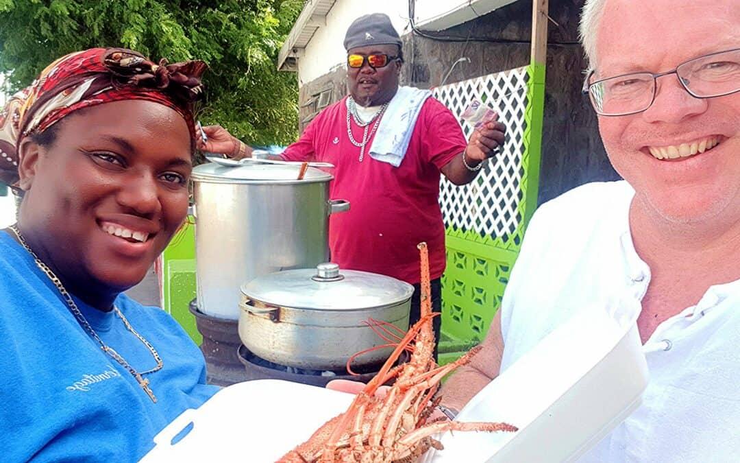 richie staff lobster