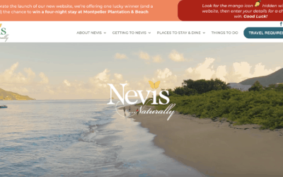 Nevis Tourism Authority Launches New Destination Website to Entice Travelers